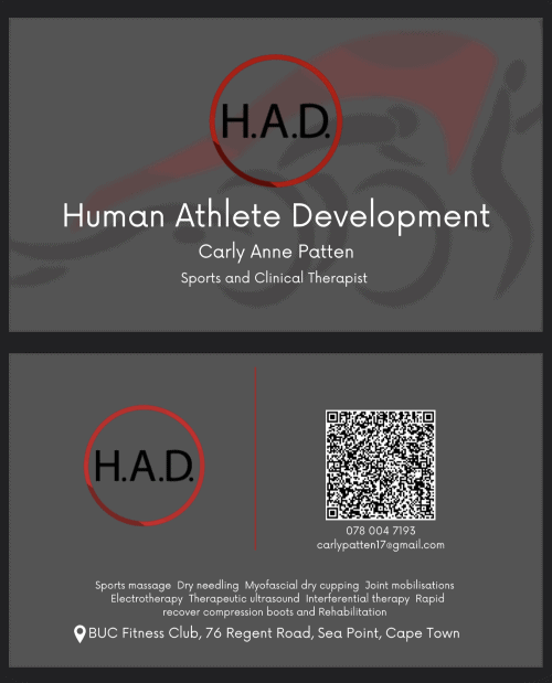 Human Athlete Development