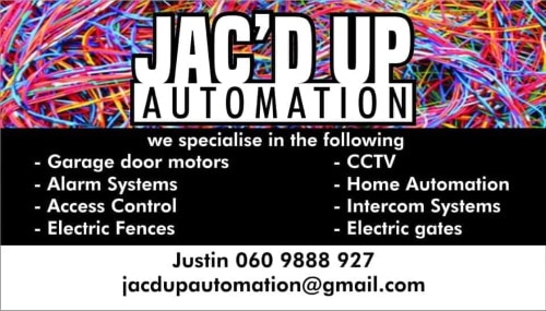 Jac'd Up Automation