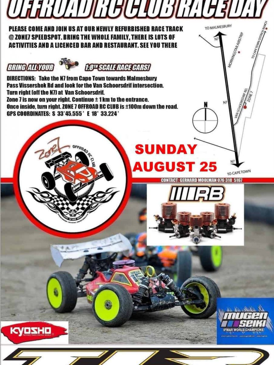 RC 25 August