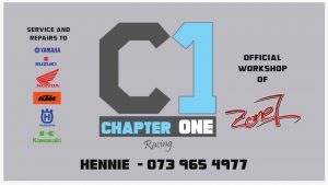 Chapter One Workshop